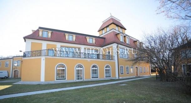 Элегантный особняк в пригороде Вены