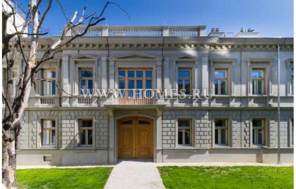 Эксклюзивная вилла в 19 округе Вены