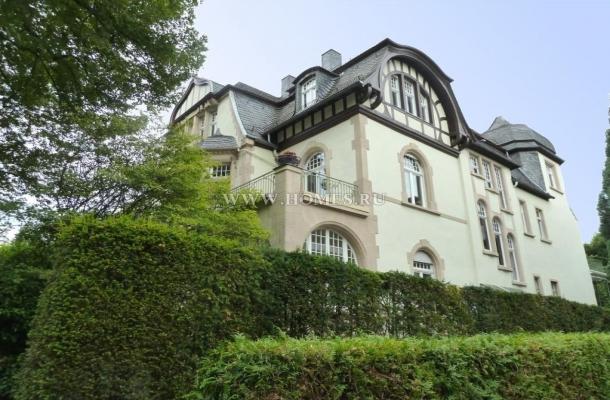 Роскошный особняк в Бад-Хомбурге