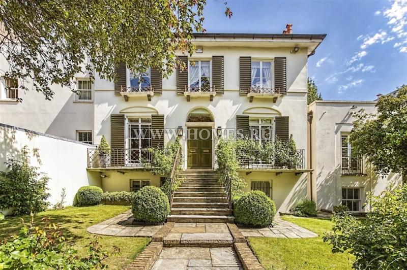 Элегантный дом в Лондоне
