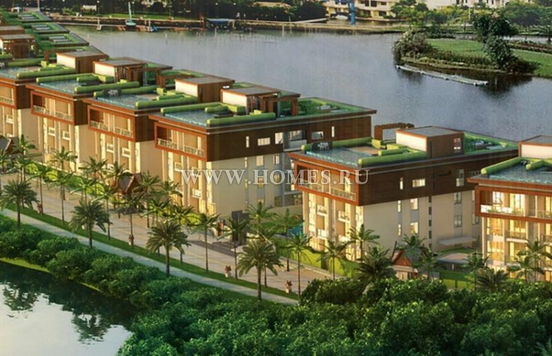 Симпатичные апартаменты в Таиланде