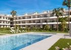 Современные апартаменты в Эстепоне