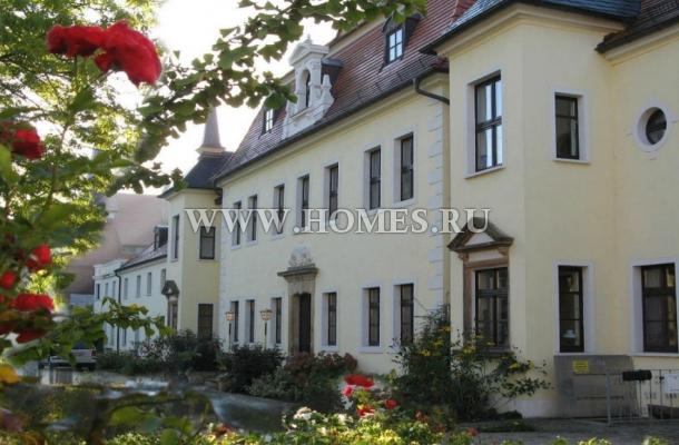 Прекрасный отель неподалеку от Лейпцига