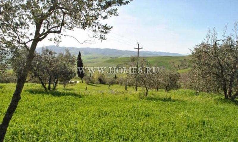 Земельный участок в Тоскане