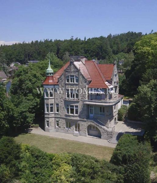 Историческая вилла в Кюснахте