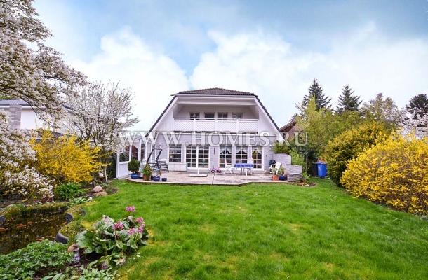 Симпатичный дом в Берлине