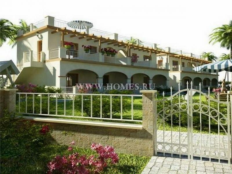 Тропеа, новые апартаменты с красивым видом на море