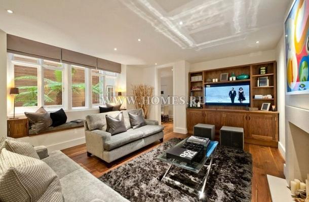 Безупречные апартаменты в Найтсбридже