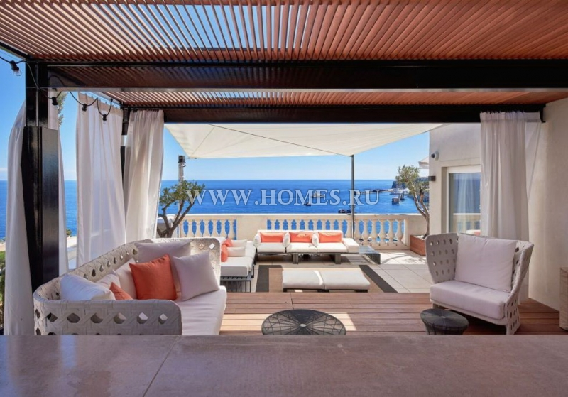 Монако, апартамент в пешей доступности от пляжа