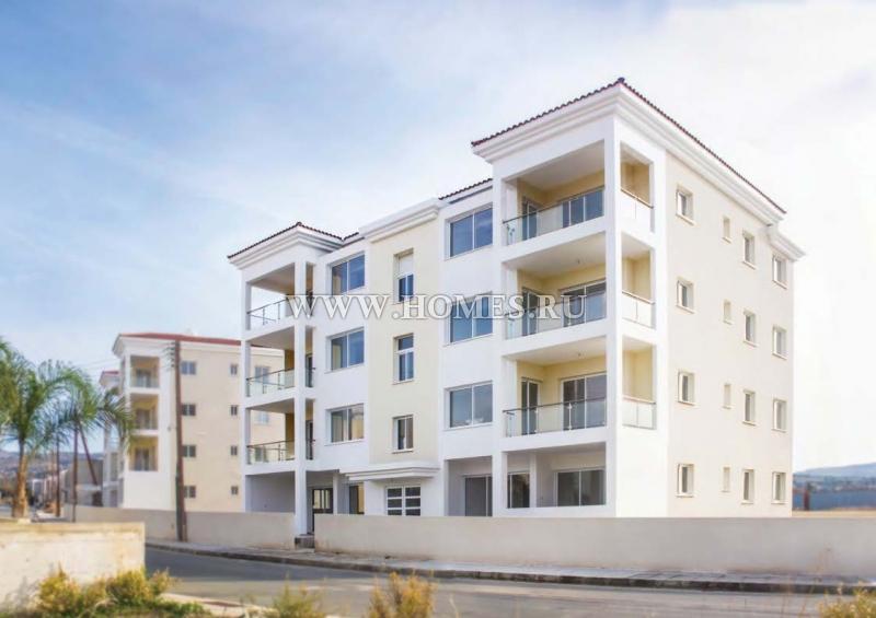 Интересное инвестиционное предложение в Пафосе