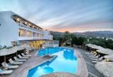 Cовременная гостиница на Крите