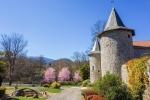 Старинный замок 14 века в Верхней Гаронне