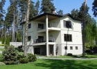 Отличный дом на берегу озера Балтезерс