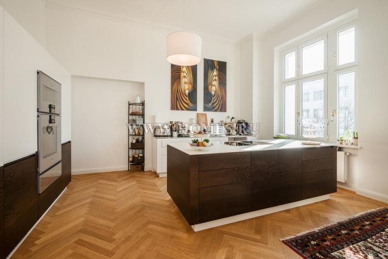 Светлая квартира в Берлине