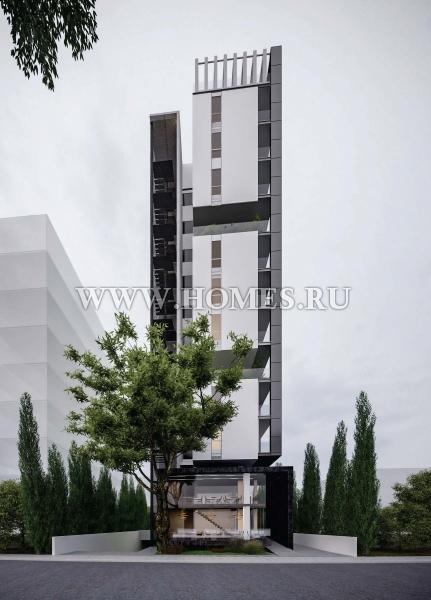 Прекрасный комплекс апартаментов в Ларнаке