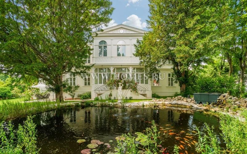Историческая вилла в Бадене