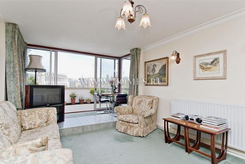Симпатичные апартаменты в Лондоне