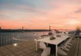 Роскошный пентхаус в престижном районе Лиссабона
