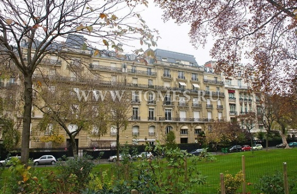 Элитная квартира в Париже