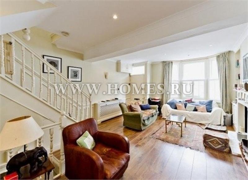Очаровательный особняк в Лондоне