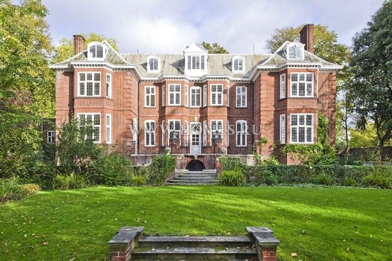Уникальный особняк в Англии