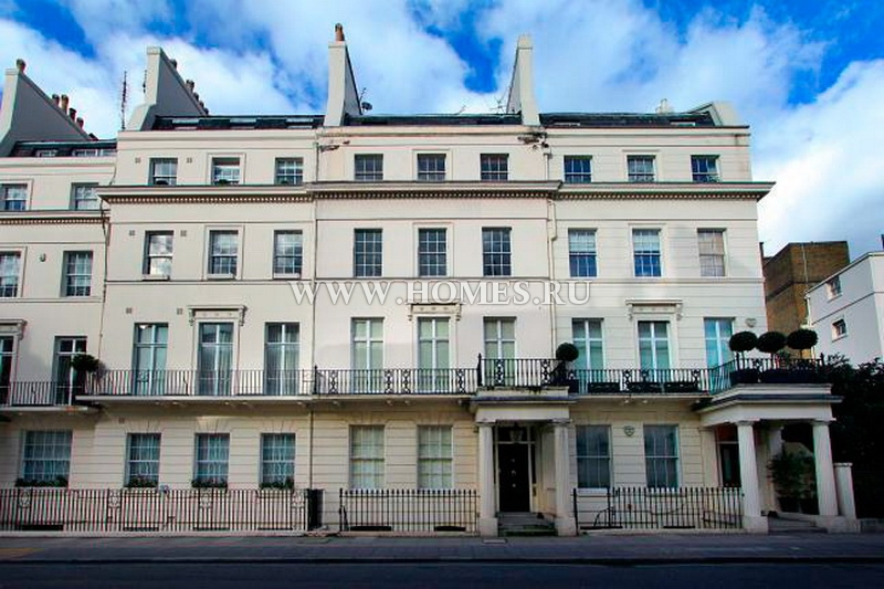Прекрасный дом в престижном районе в Лондоне