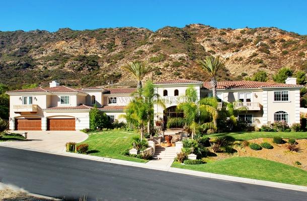 Великолепная резиденция в Малибу, штат Калифорния