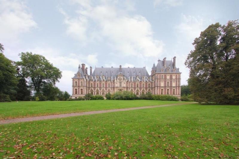 Выдающийся исторический замок