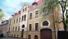 Историческое здание недалеко от Старой Риги