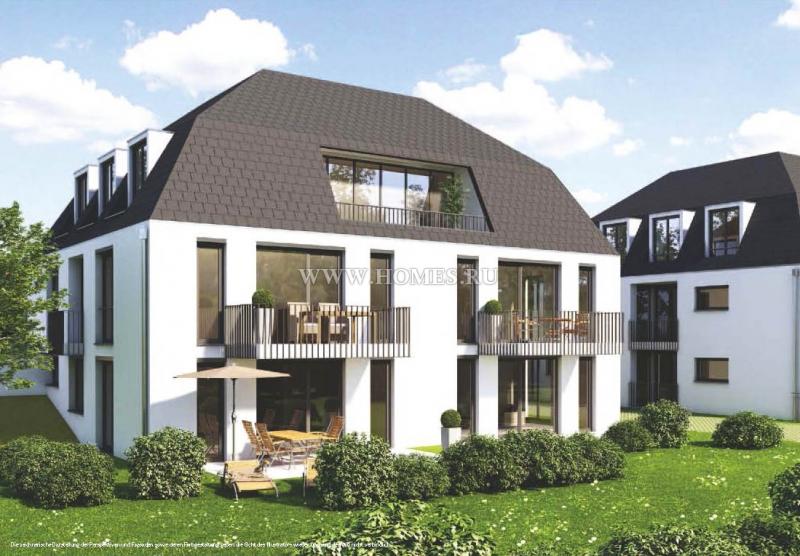 Замечательные апартаменты в Мюнхене