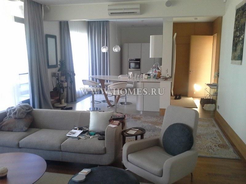 Превосходная квартира с видом на море в Дзинтари