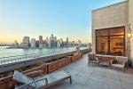 Красивый лофт-пентхаус в Бруклине, Нью-Йорк