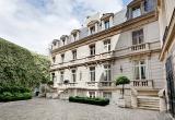 Элегантный особняк в Париже