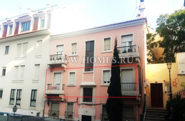 Отличная квартира в Лиссабоне