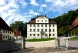 Исторический замок 15 века в Баден-Вюртемберге