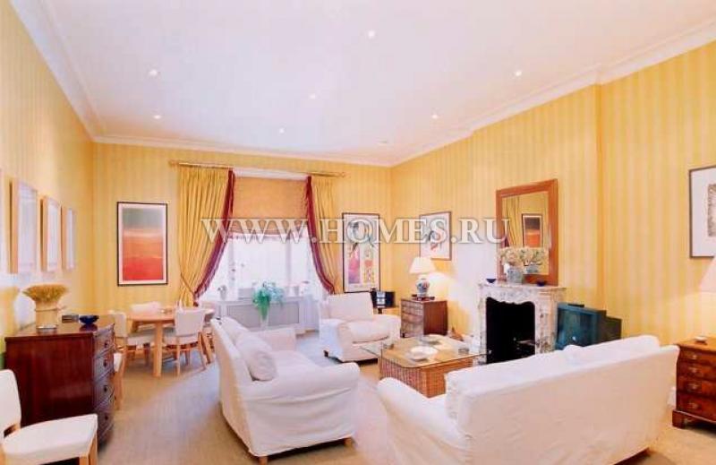 Очаровательная квартира в Лондоне
