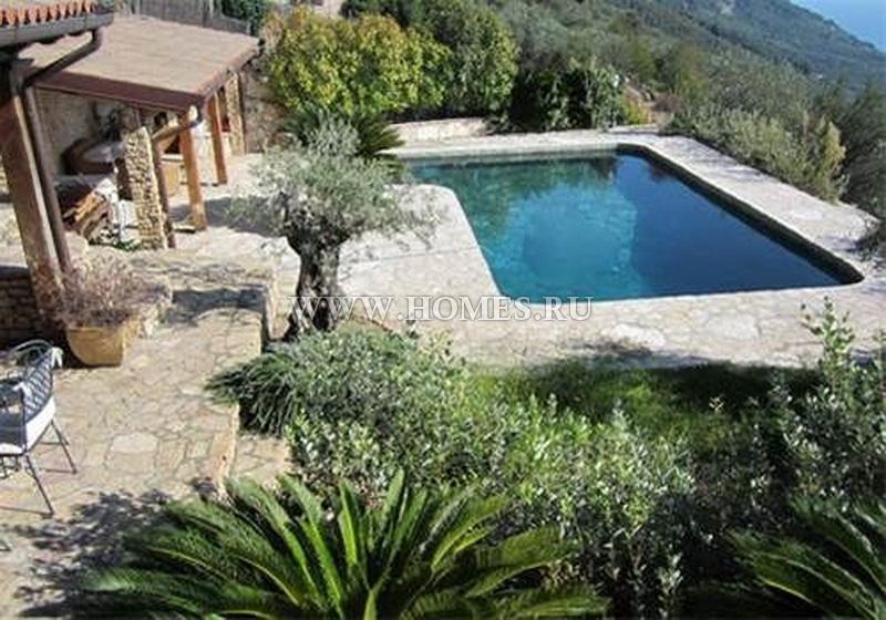 Красивый дом в Лигурии