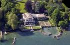 Частное поместье на Женевском озере