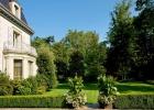 Красивый дом в Женеве, Швейцария