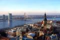 Небольшой рост рынка недвижимости в Латвии