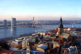 Новости рынка → Небольшой рост рынка недвижимости в Латвии