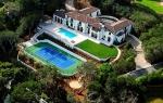 Новый особняк в средиземноморском стиле в Калифорнии