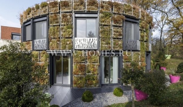 Экологичный современный апартамент в Каруж
