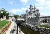 Готический замок в Коннектикуте