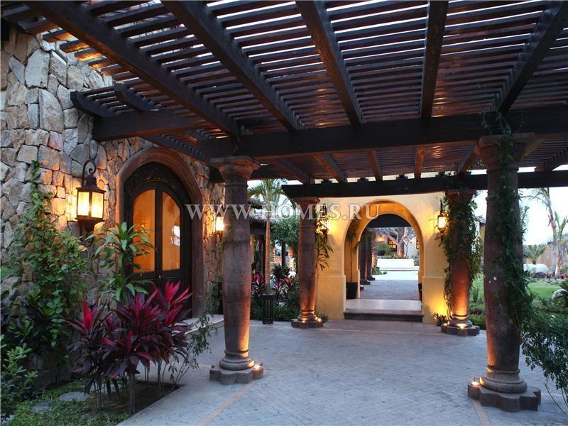 Комплекс вилл в Сан-Хосе-дель-Кабо