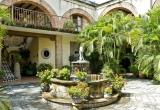 Исторический особняк в Мексике