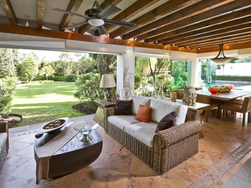 Роскошная резиденция в пригороде Гвадалахары
