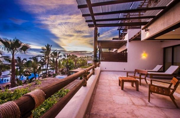 Великолепные апартаменты в Мексике