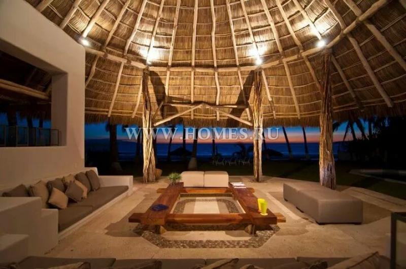 Отличная вилла с видом на Тихий океан в Мексике
