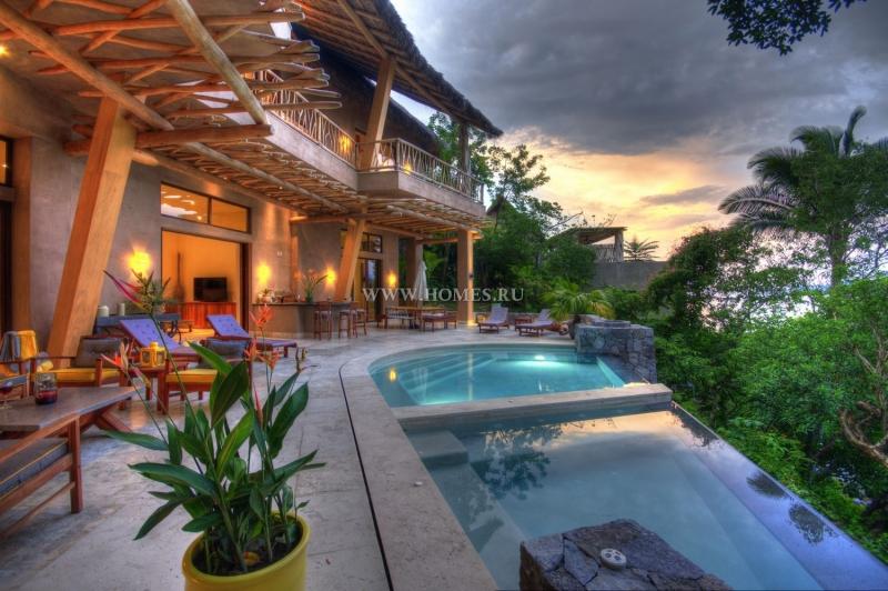 Уютная вилла в Баия-де-Бандерас